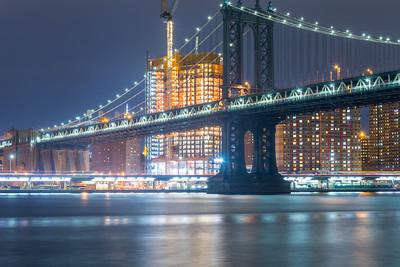 Under Construction - Lower Manhattan