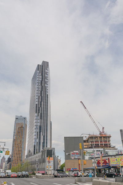 Under Construction - Downtown Brooklyn