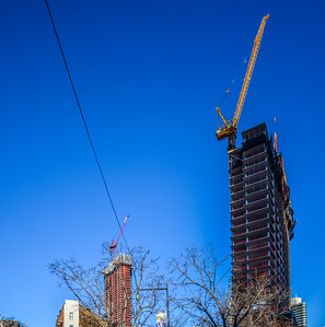 2 Rising Giants in Downtown Brooklyn