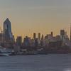 A Booming Manhattan Skyline