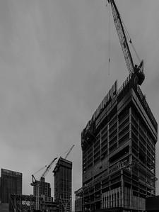 11th Avenue Skyscraper Construction