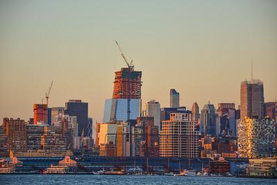 Midtown Manhattan Construction Update - August 2015