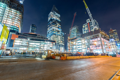 Under Construction - Hudson Yards