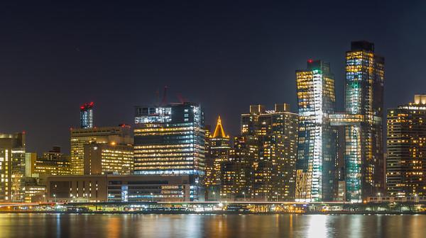 Under Construction - Midtown Manhattan