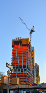 550 10th Avenue under construction - May 4th,2015