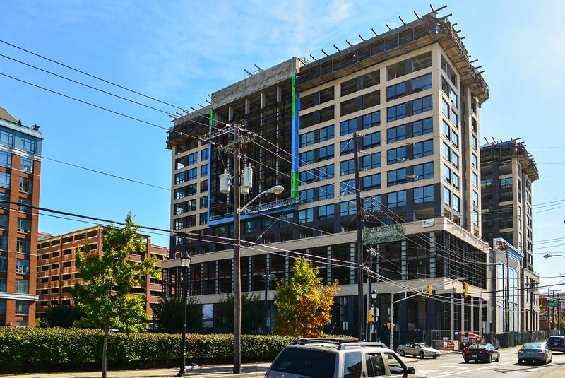 Park & Garden Under construction - October 2014