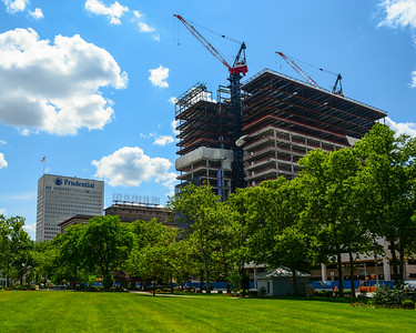 Prudential Second Headquarters Under Construction - June 2014