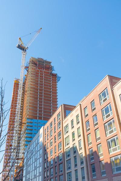 Under Construction - Williamsburg
