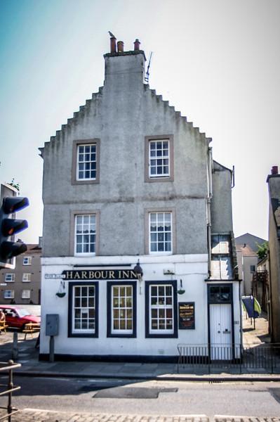 Edinburgh, Scotland<br /> The Harbour Inn.
