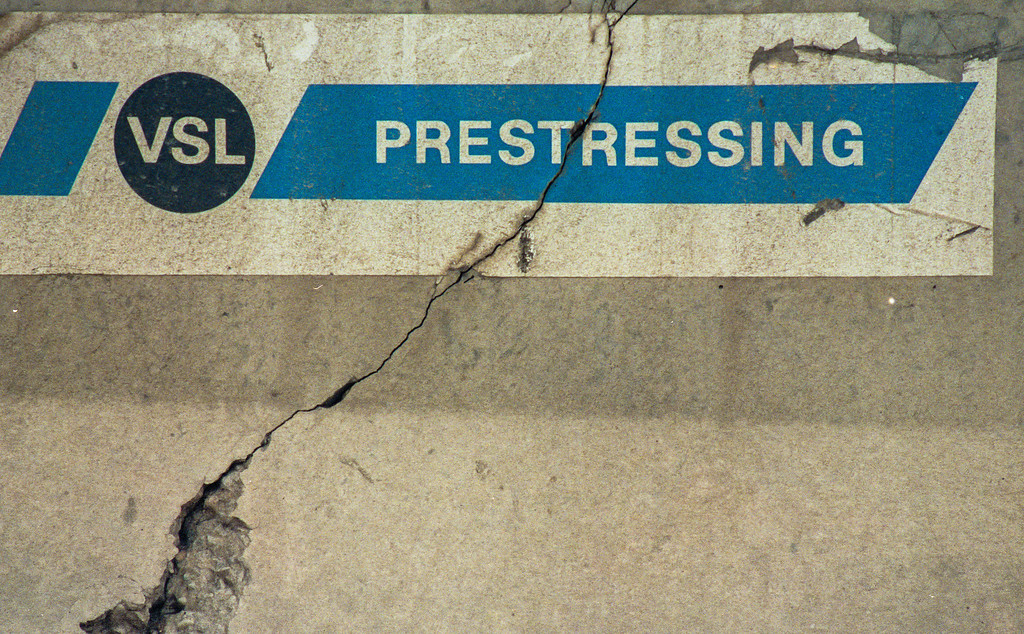 Hornsby, Sydney, NSW, Australia<br /> Prestressed.
