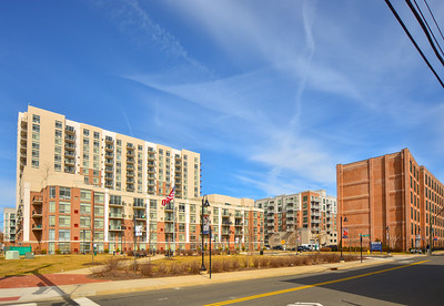 Yale & Towne Redevelopment in Stamford