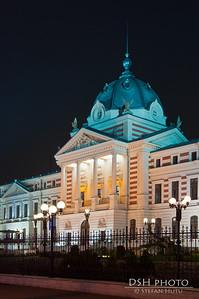 Spitalul Coltea - noaptea