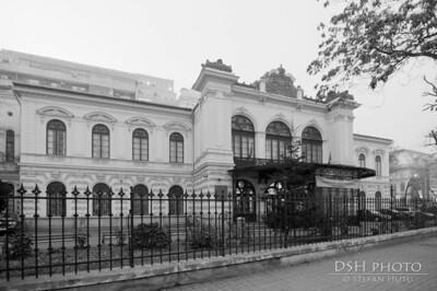 Palatul Sutu - ziua