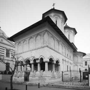 Biserica Coltea - ziua