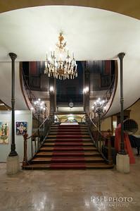 Palatul Sutu - scara interioara