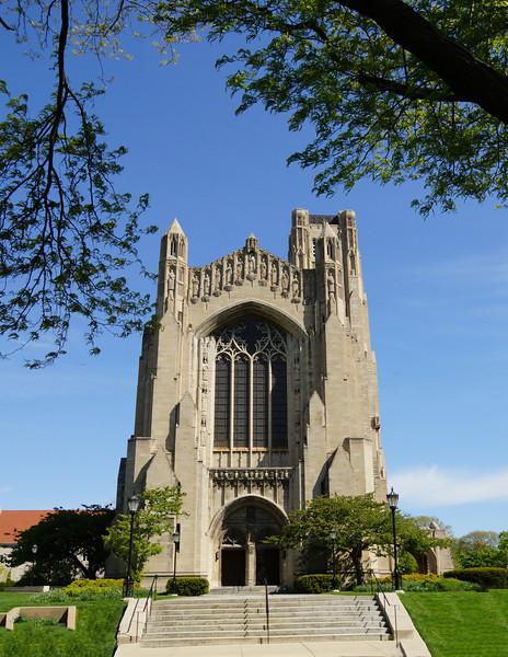 Rockefeller Chapel 2