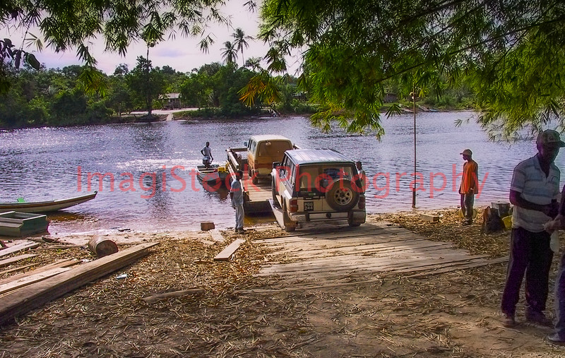 020119 - 0319 Loading Barge Bridge - Guyana