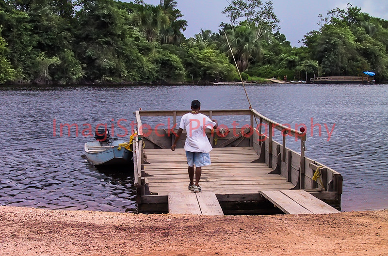 020119 - 0294 Barge Bridge - Guyana