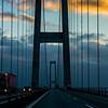160419 - 8772 The New Little Belt Bridge -  Lillebaelt - Middelfart, Denmark