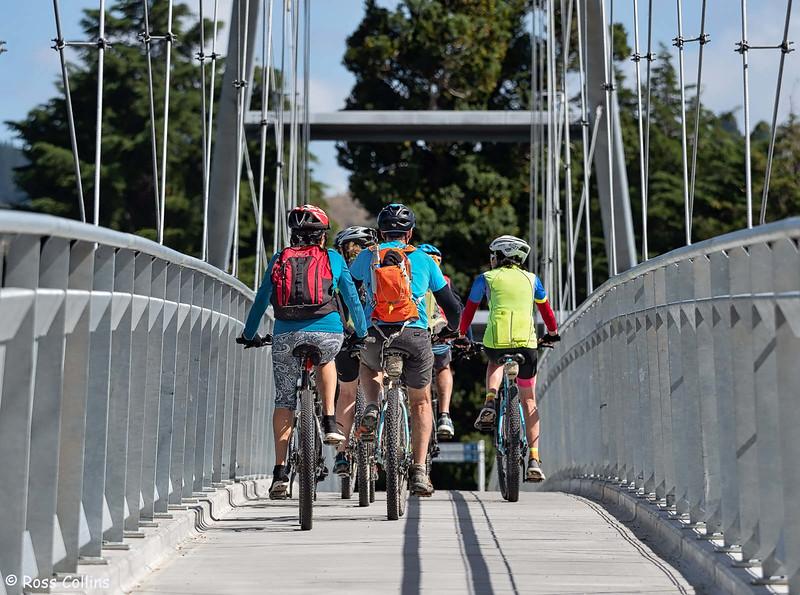 Upokongaro Cycle Bridge, 19 March 2021