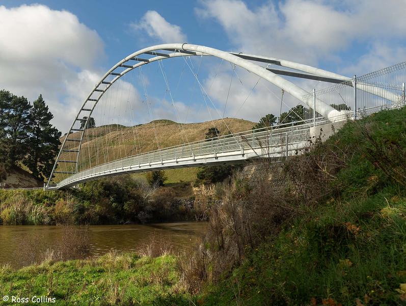 Upokongaro Cycle Bridge, 15 May 2021