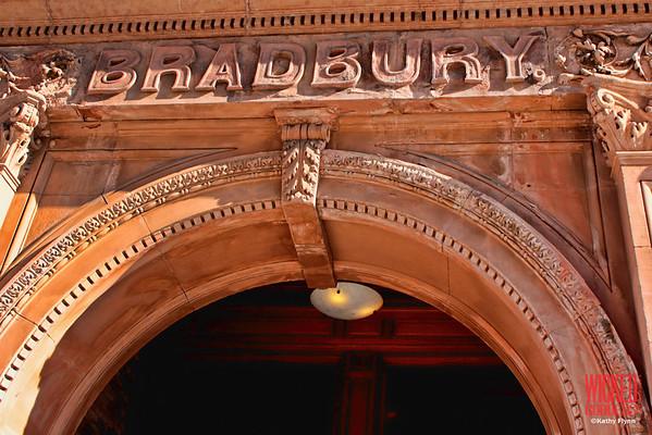 The Bradbury Building, Downtown L.A.