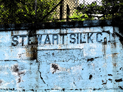 Stewart Silk Mill, Easton, PA
