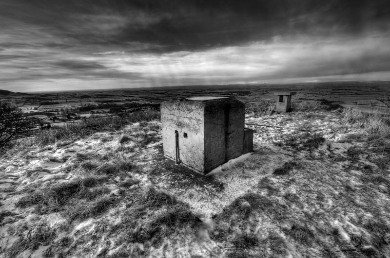 Royal Observation Corps post, Swainby