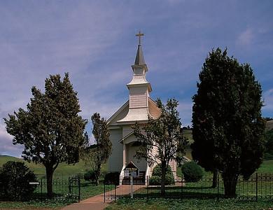 St. Mary's Catholic Church, Marin County, California