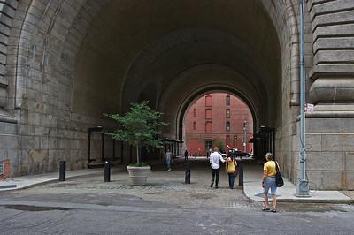 Archway, Brooklyn, New York