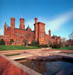 """The Castle"", Smithsonian Institution, Washington, DC"