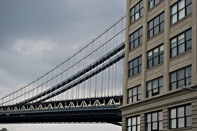 Manhattan Bridge, Brooklyn, New York 2011