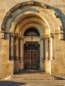 Bucuresti - Facultatea de Arhitectura