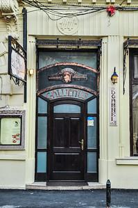 Bucuresti - Restaurant Galenius