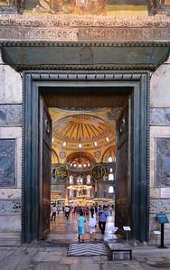 Istanbul - Haghia Sophia