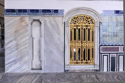 Istanbul - Palatul Topkapi