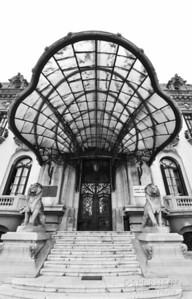 Bucuresti - Palatul Cantacuzino