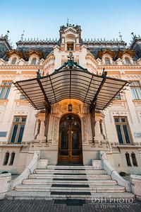 Bucuresti - Palatul Kretzulescu