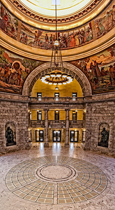 Making a Grand Entrance @ Utah State Capital