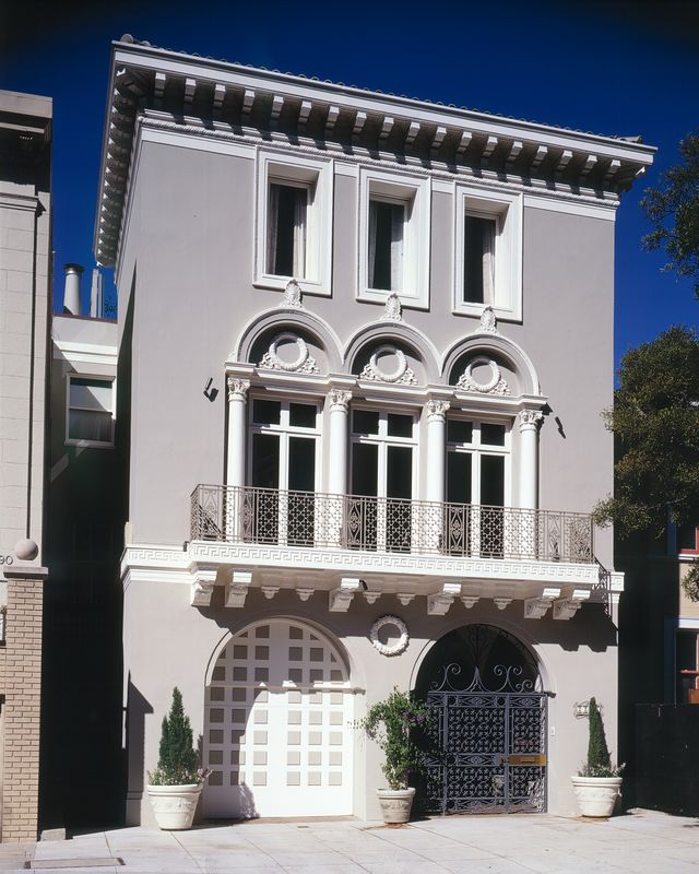 The Vallejo Street House