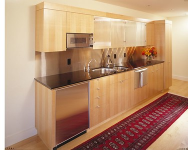 Basement -- Guest Suite Kitchen