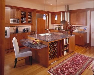 First Floor -- Kitchen