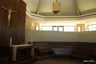 Iarrobino Youth Chapel Sept 2014