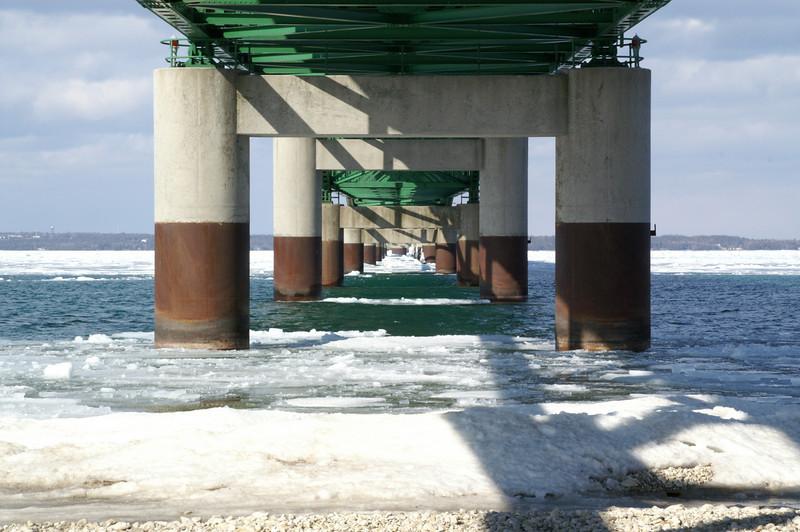 Mackinaw Bridge, Michigan