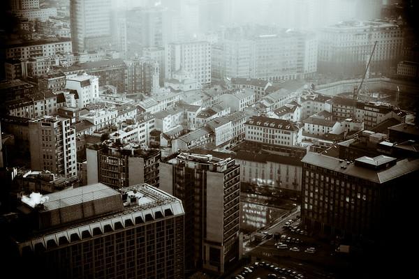 La mia città è di cemento