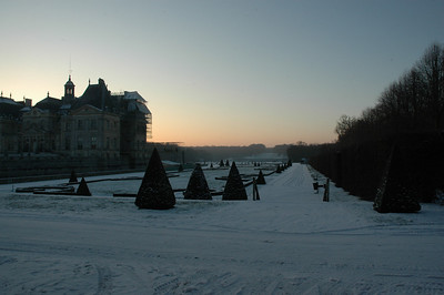 Vaux le Vicomte 2009