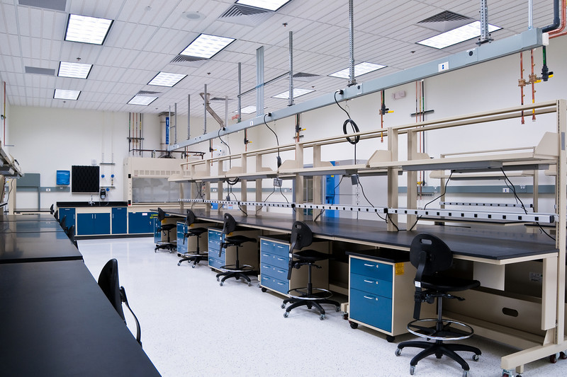 Typical Lab Space 1