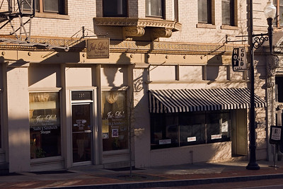 Nineth Street Lynchburg Virginia