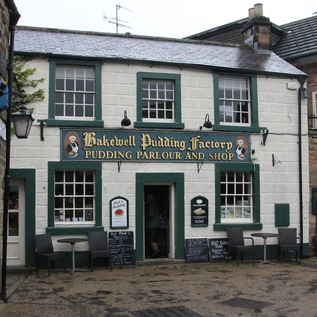Bakewell Pudding Parlour, Water Street