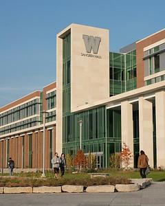 WMU Sangren Hall - 2012 Miller-Davis-2